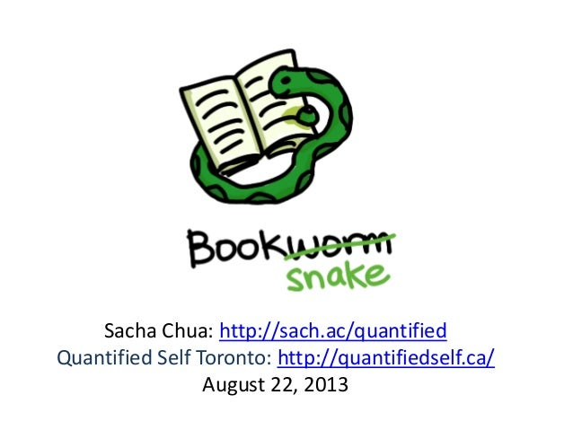 Quantified Awesome - Booksnake