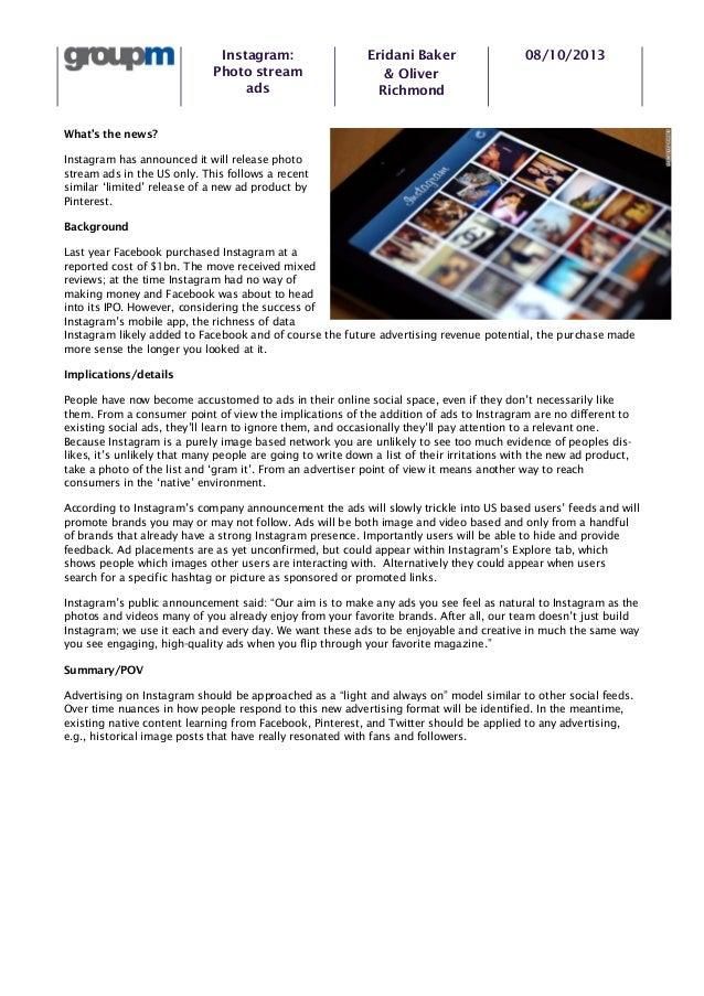 2013 10 11 mindshare digital pov   instagram ads