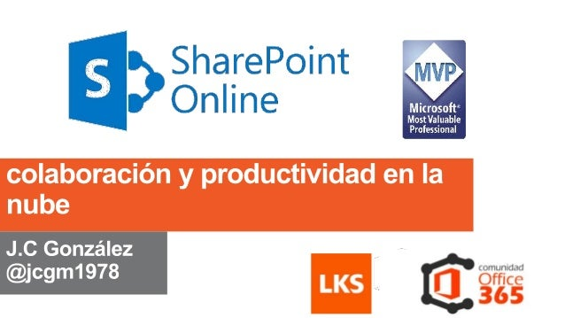 Server Virtualization J. C González  http://geeks.ms/blogs/jcgonzalez jc.gonzalez@lks.es jcgonzalezmartin1978@Hotmail.com ...