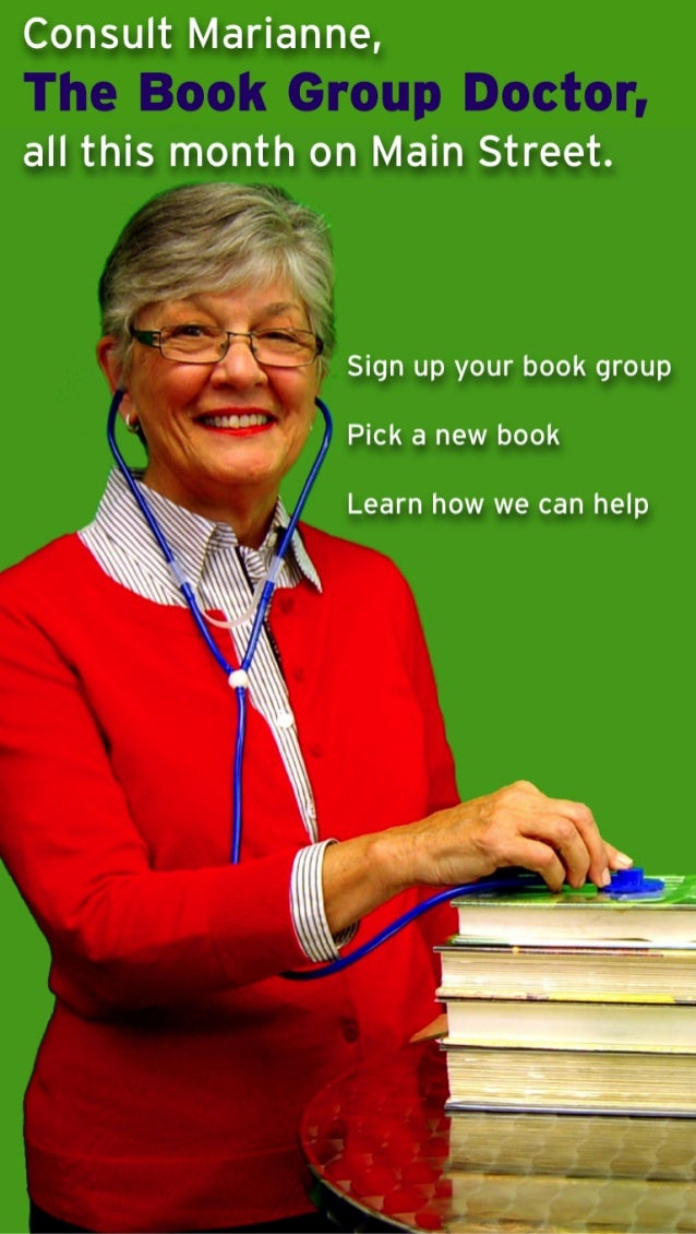 The Book Group Doctor