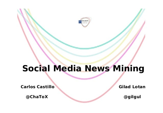 Social Media News Mining and Automatic Content Analysis of News