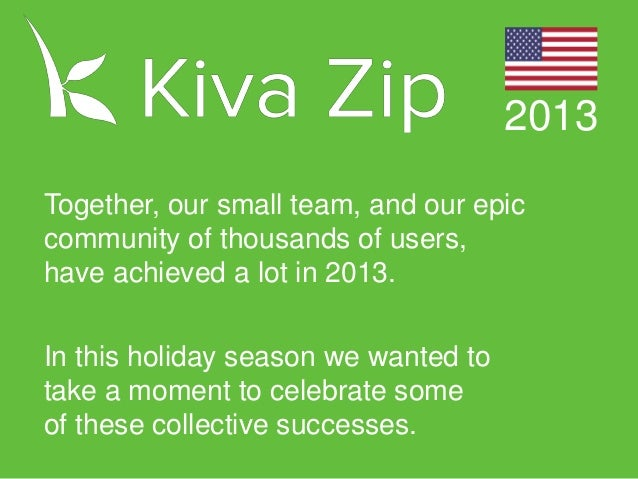 2013 Together, our small team, and our epic community of thousands of users, have achieved a lot in 2013. In this holiday ...