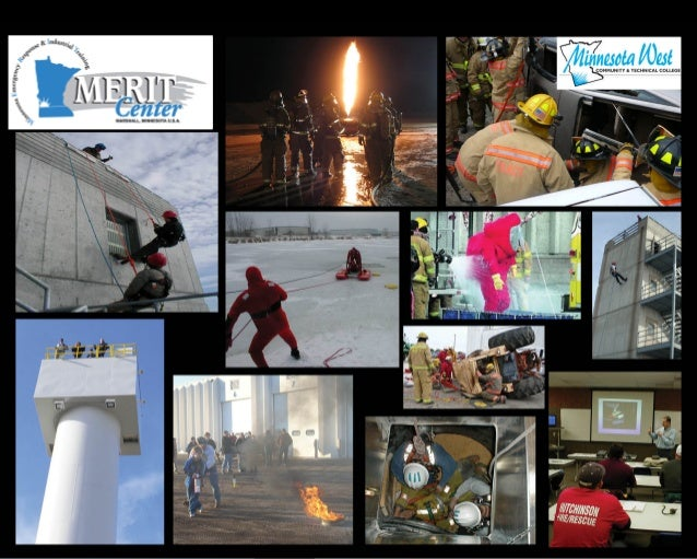 Minnesota Emergency Response and Industrial Training (MERIT) Center Expansion