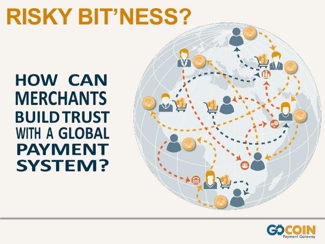 Inside Bitcoin Vegas Slide from GoCoin Founder Steve Beauregard