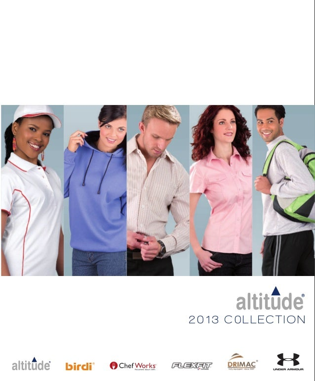 2013 altitude online clothing catalogue