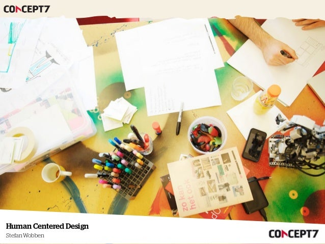 Human Centered DesignStefan Wobben