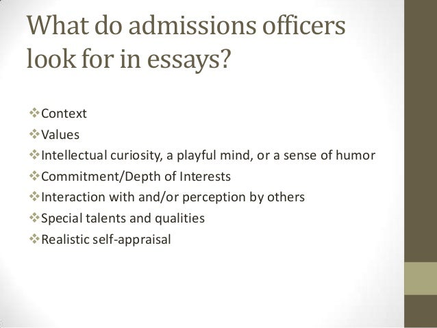 Funniest college essay prompts