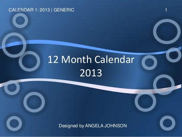 2013 calendar power point presentation_2