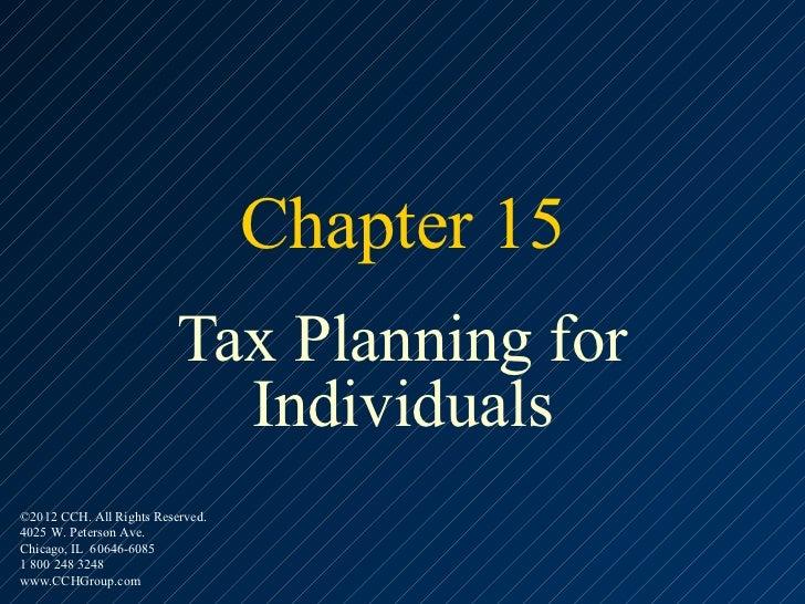 2013 cch basic principles ch15
