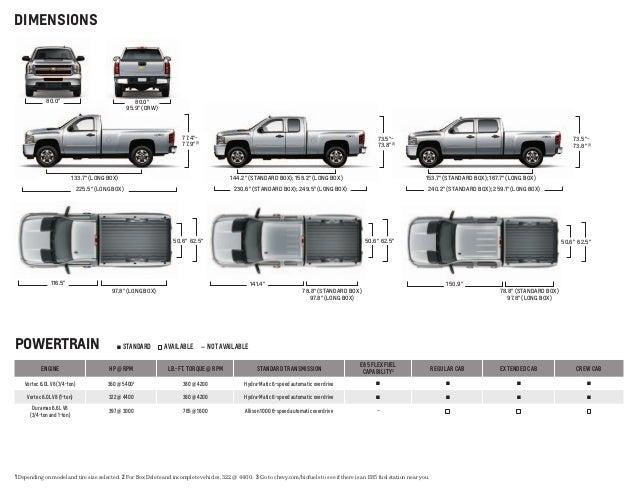 2013 Chevrolet Silverado HD Brochure | South Jersey Chevrolet Dealer