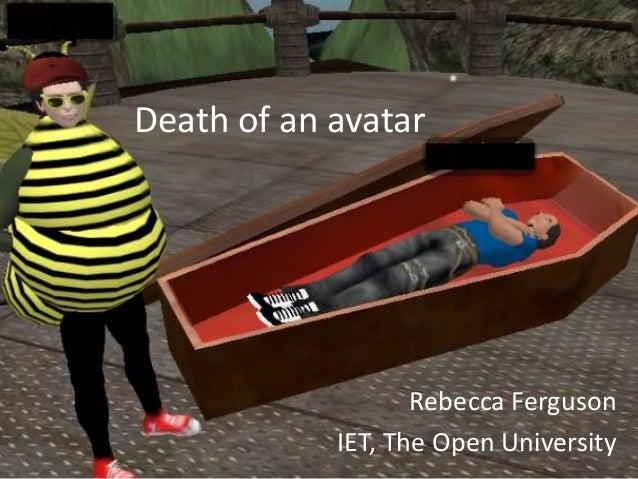 Death of an avatar – death in virtual worlds