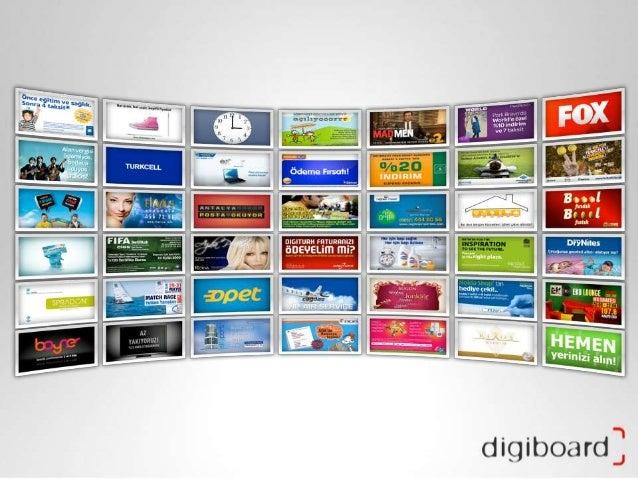 2013 digiboard kurumsal sunum