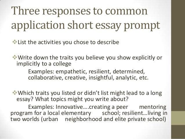 Great Scholarship Essay Examples