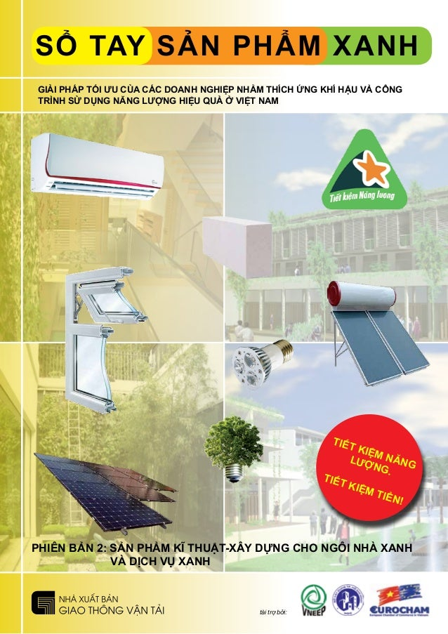 Sổ Tay Sản Phẩm Xanh - Edition 2013