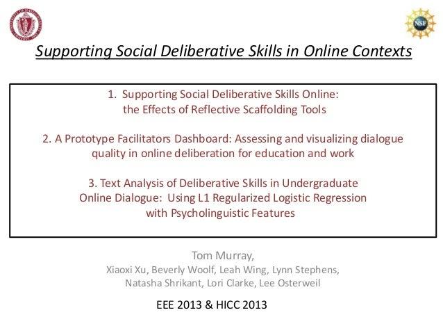Supporting Social Deliberative Skills-StudiesDashboardTextanalysis-Murray