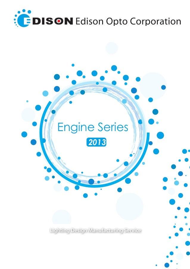 2013 Engine Series