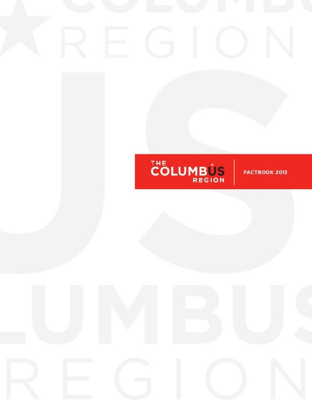 2013 Columbus Factbook