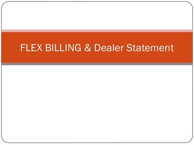 2013 flex billing  pt1- final version