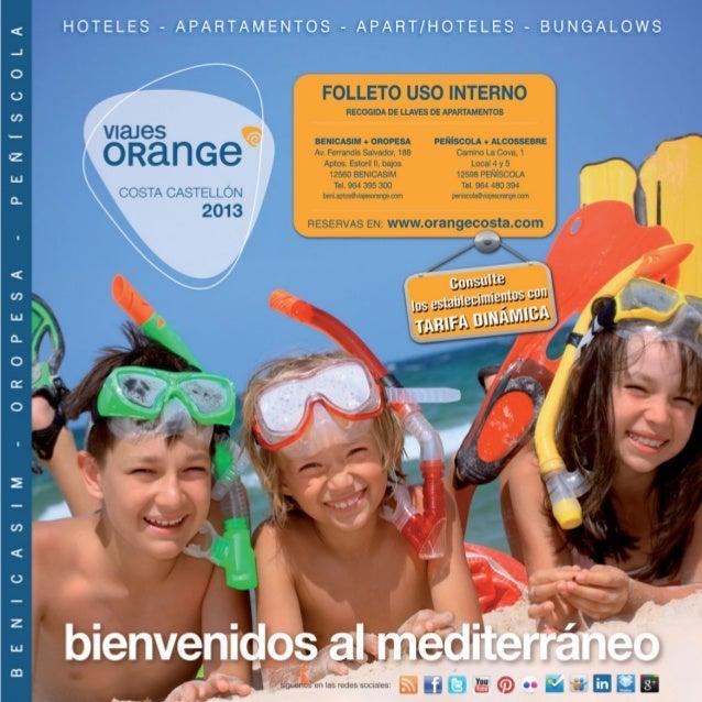 2013 folleto viajes orange