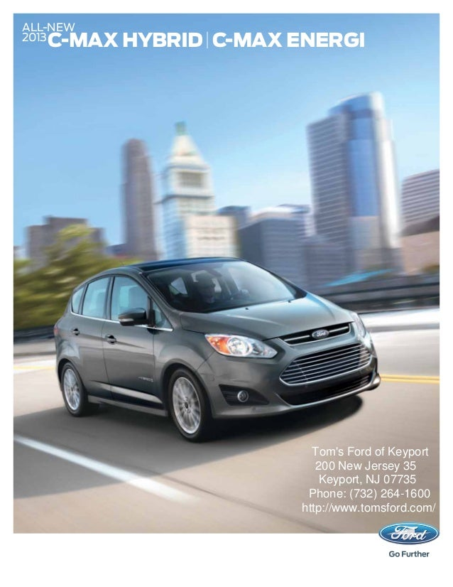 2013 Ford C-Max Hybrid for Sale NJ | Ford Dealer Keyport
