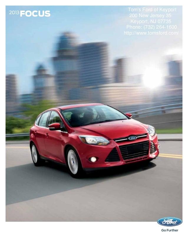 2013 Ford Focus for Sale NJ | Ford Dealer Keyport