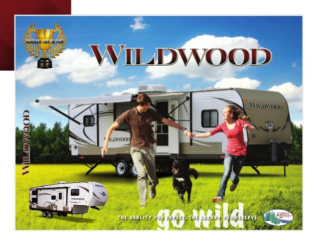 2013 forest river wildwood