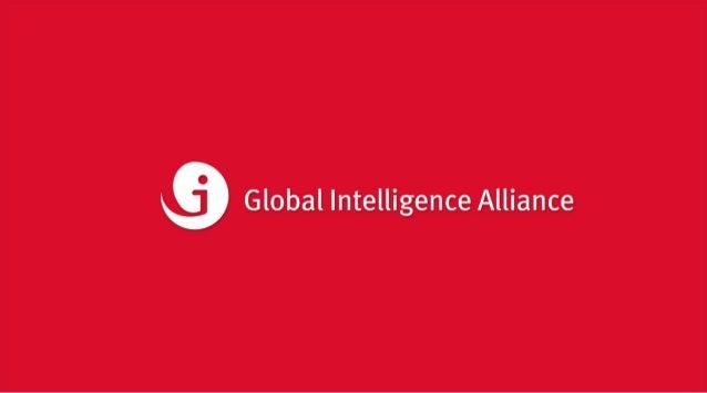 2013 Global Market Intelligence Survey