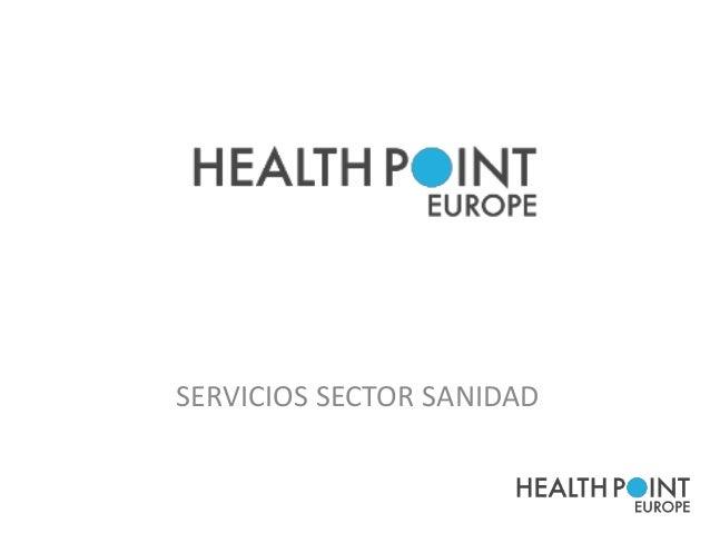 2013-2014 health point presentación servicios salud