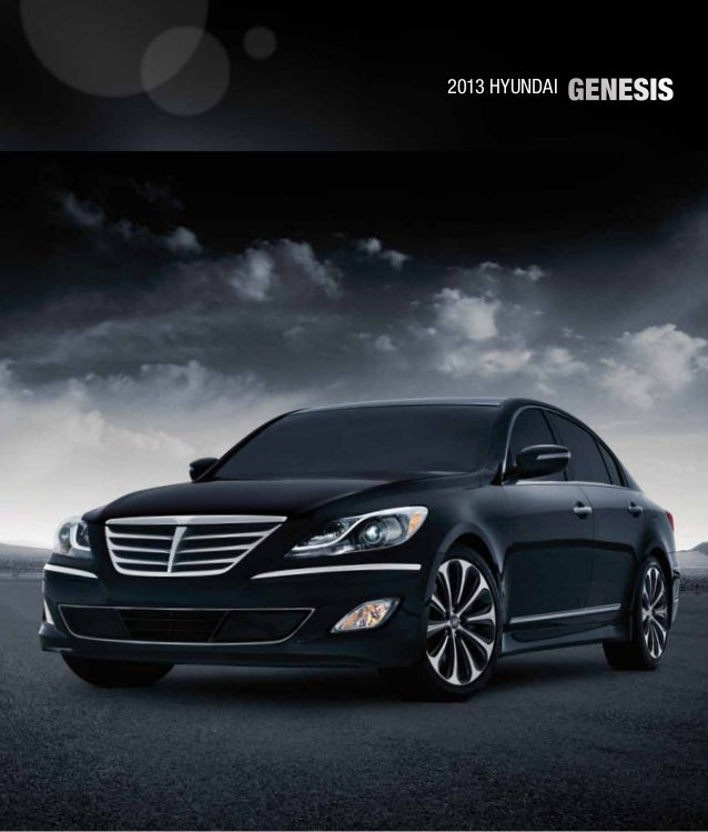 2013 Hyundai Genesis For Sale TX