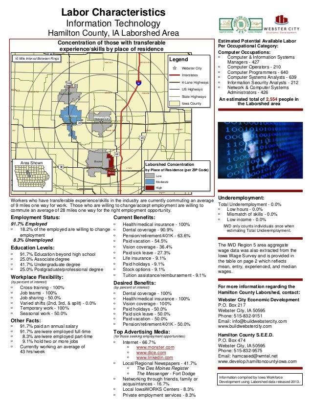 2013 info tech - webster city