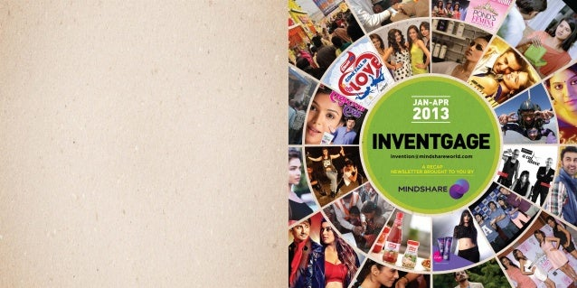 Unilever India - Brands in Action - 2013 (Jan to Apr) - Mindshare