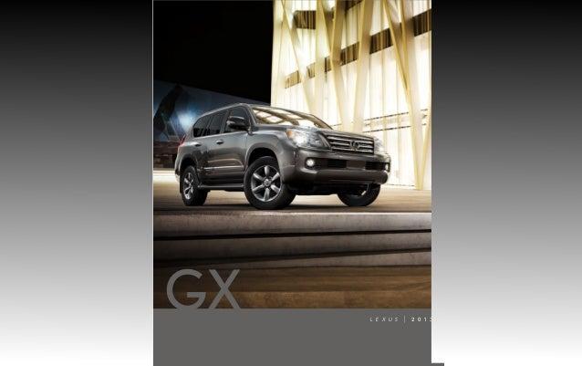 2013 Lexus GX Brochure KY   Louisville Lexus Dealer