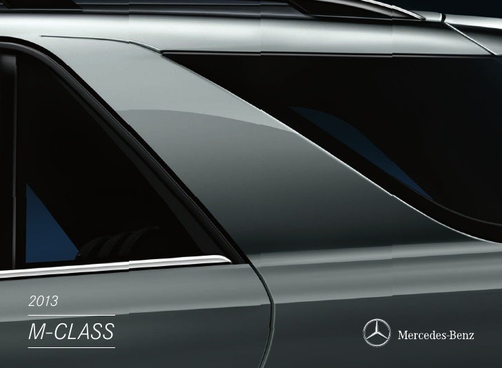 2013M-CLASS