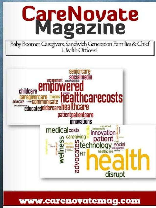 2013 Media Kit• Mission:• To support, improve & simplifycaregivers, sandwich generation& seniors health & medicationlitera...
