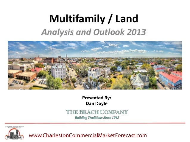 Multifamily / Land Analysis and Outlook 2013
