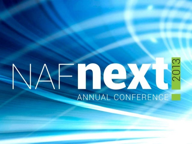 2013 NAF Next Central Region Team Time