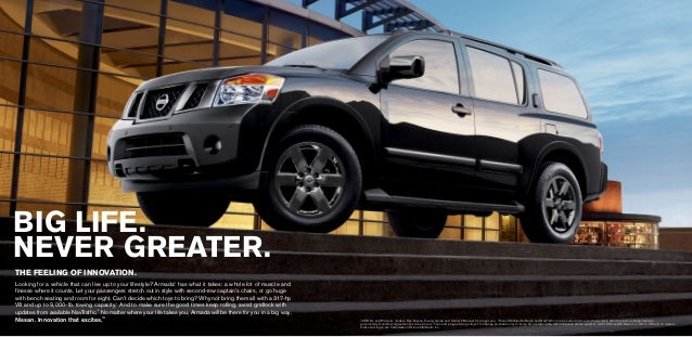 Which Nissan Armada Has Captain Chairs Html Autos Post