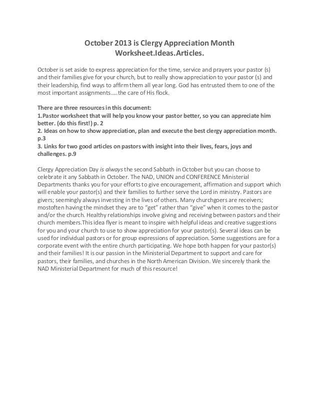 Pastor appreciation letter sle offering invitation for church pastor appreciation letter pastor appreciation letter best pastor appreciation thecheapjerseys Gallery