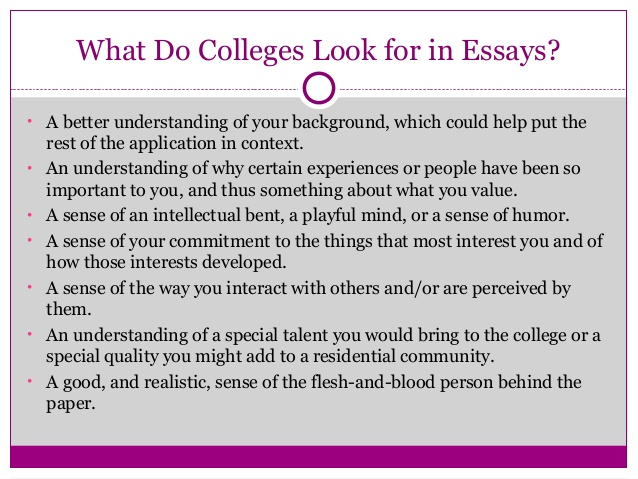 college app essay prompts