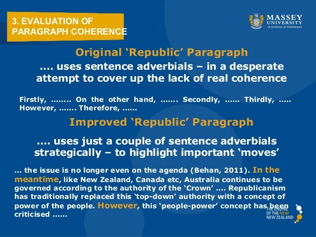 How many paragraphs is 1200 words?