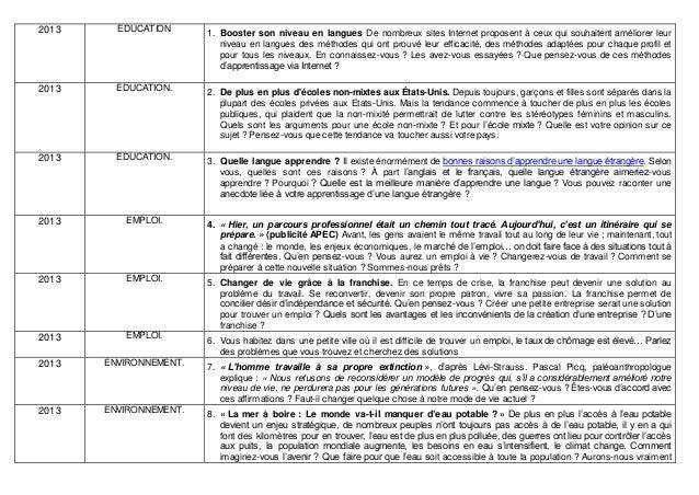 2013 ÉDUCATION 1. Booster son niveau en langues De nombreux sites Internet proposent à ceux qui souhaitent améliorer leur ...