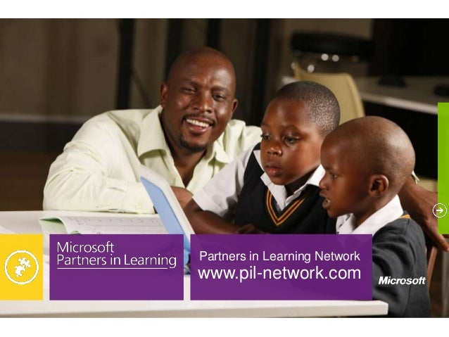 Partners in Learning Networkwww.pil-network.com
