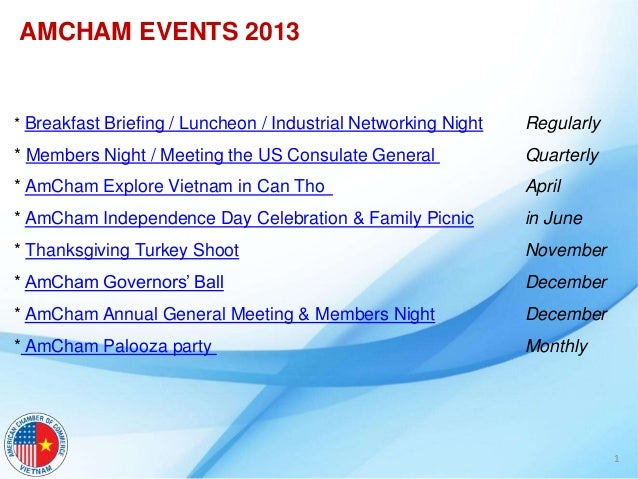 2013 proposal  event sponsorship