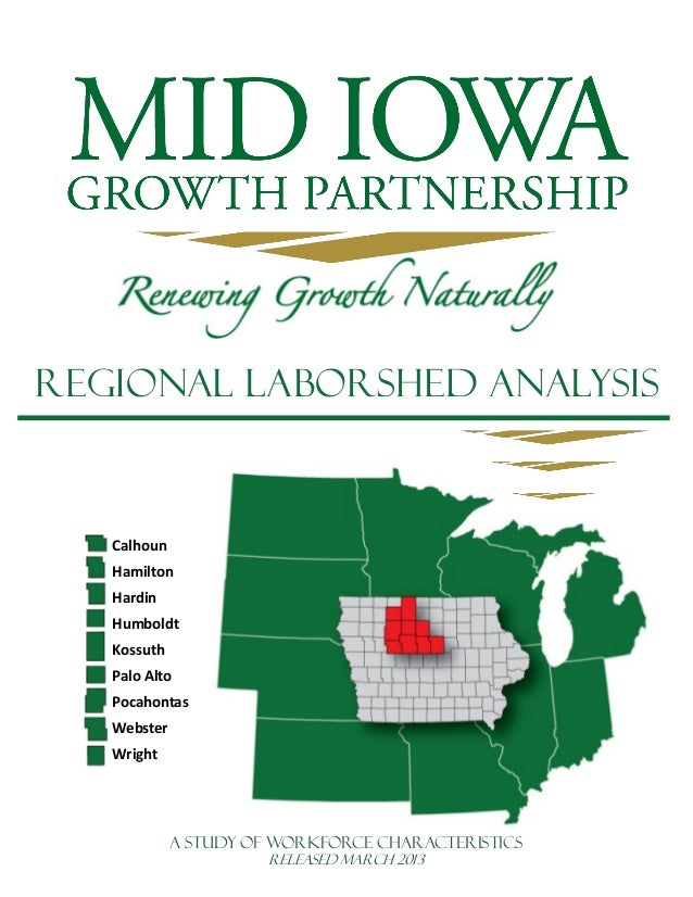 2013 MIGP Regional Laborshed