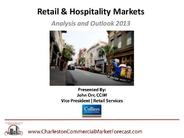 2013 Charleston Commercial Market Forecast: Retail and Hospitality