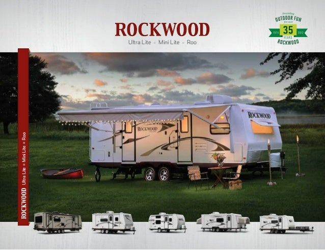2013 Rockwood Ultra Lite
