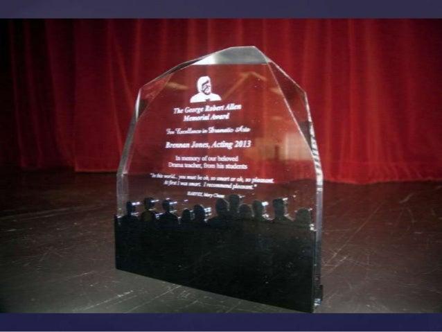 2013 FCHS Senior Awards