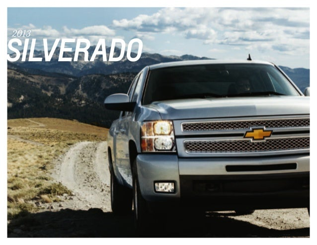 2013 Chevrolet Silverado at Jerry's Chevrolet in Weatherford, Texas