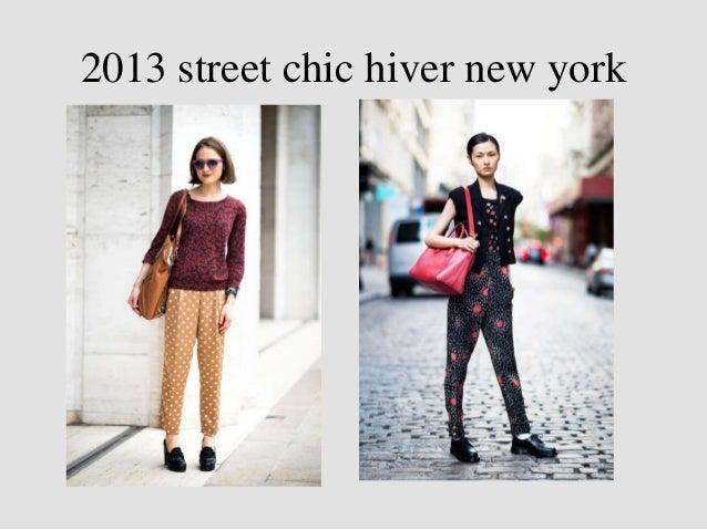 2013 street chic hiver new york