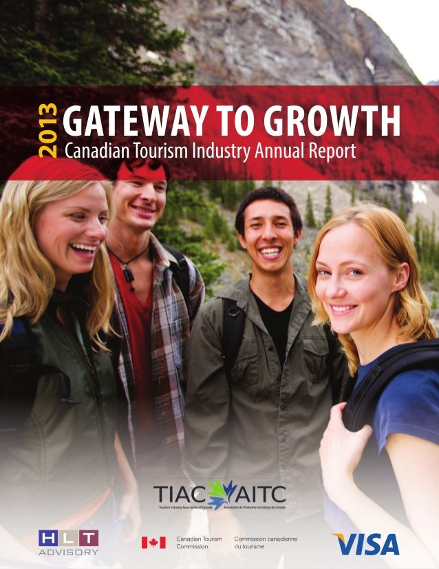 Gateway to Growth: Canadian Tourism Industry Annual Report | 1